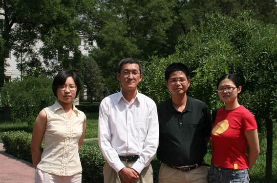 北京人大拜会新儒家旗手--康晓光教授